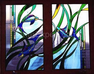 58 Best Stained Glass Images On Pinterest Stained Glass Panels