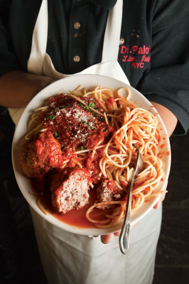 Spaghetti and Meatballs Recipe | SAVEUR