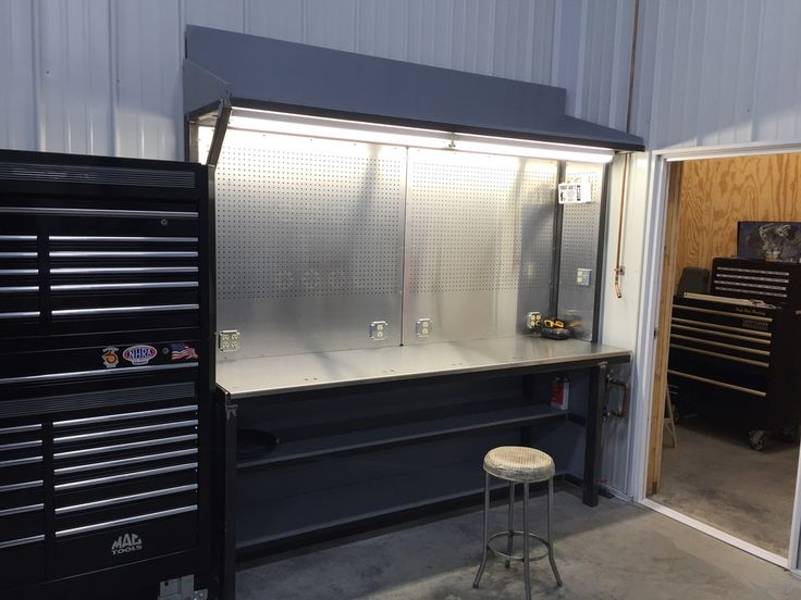 Man Cave Garage Journal : 3014 best workshop images on pinterest tools offices and