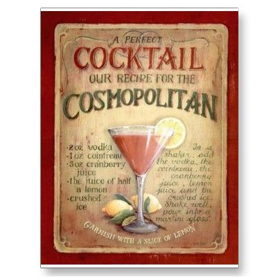 how to make a cosmopolitan drink video