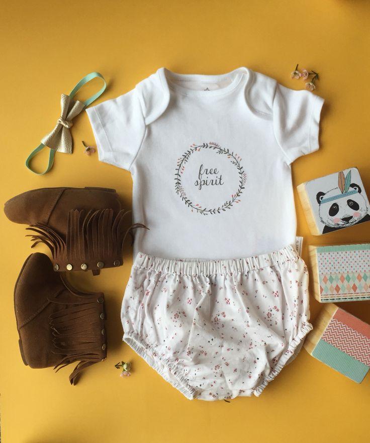 Boho-baby! Bohemian baby fashion