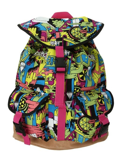 MEDICOM TOY LIFE ENTERTAINMENT  MIKE PERRY BAG PACK