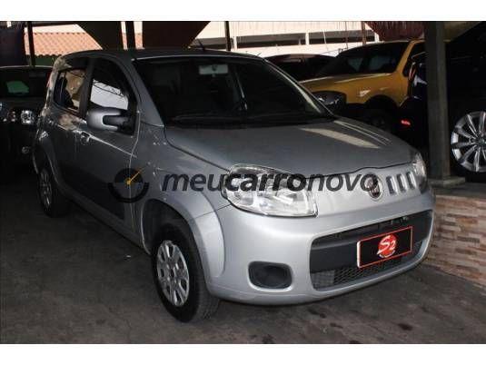 Fiat Uno Vivace Celeb. 1.0 Evo F.flex 8v 5p 2011 - Meu Carro Novo