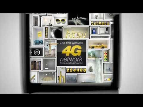 Superfad: Sprint NOW Campaign. 4-5 film.