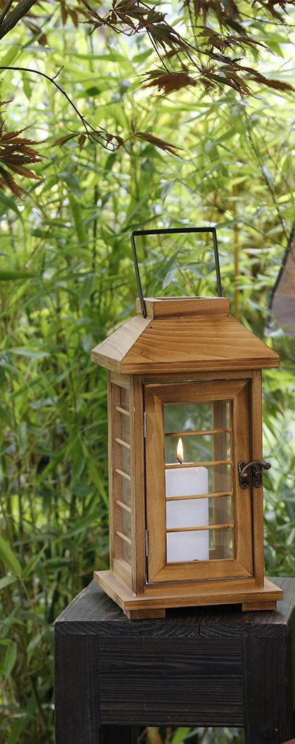 The whole charm of old #China in a #bamboo #lantern. #Decor #Agricola #OrientalScent