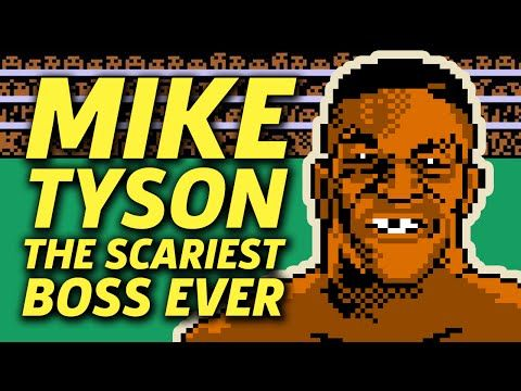 awesome How Punch-Out Made Mike Tyson The Scariest Video Game Boss Ever