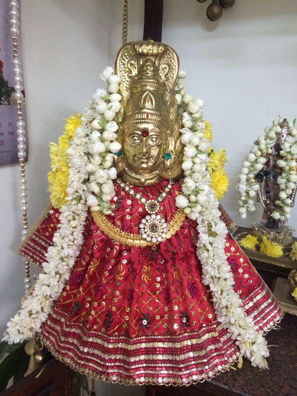 Varalakshmi Puja Decorations Pinterest
