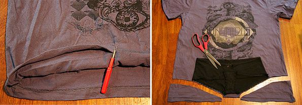 OutsaPop tutorial t-shirt bodysuit STEP 1