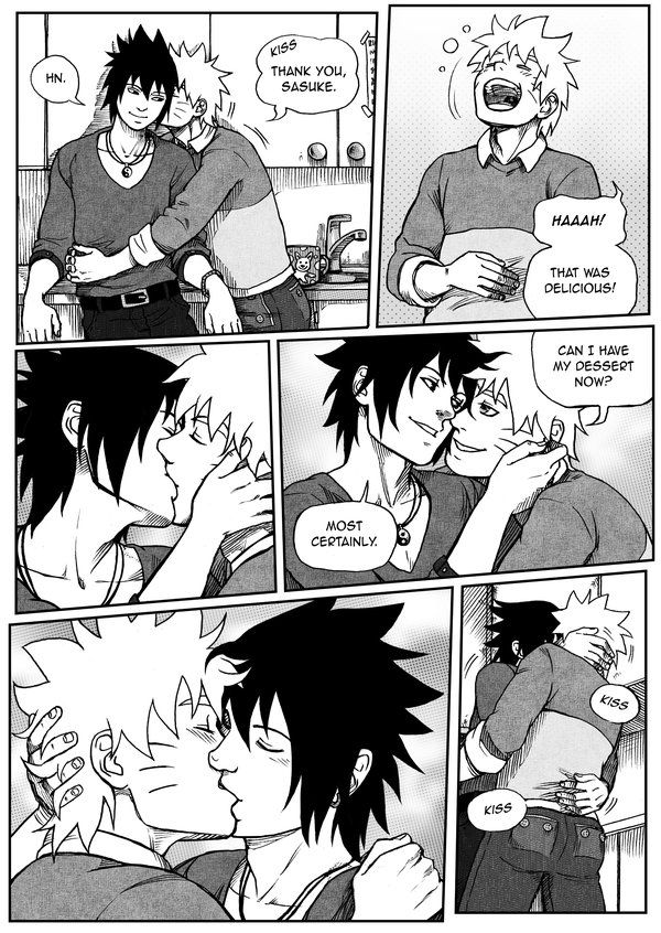 Naruto Shippuden Movie 3 Kakashi Gay