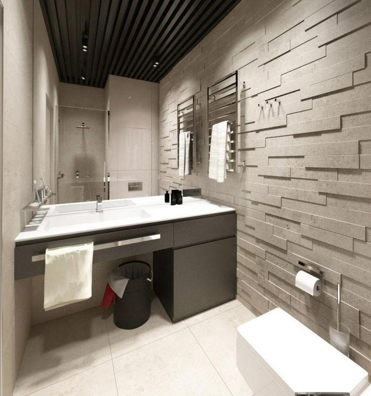 15 best ceramique images on Pinterest Bathroom, Floors and Kitchen - meuble salle de bain pierre naturelle