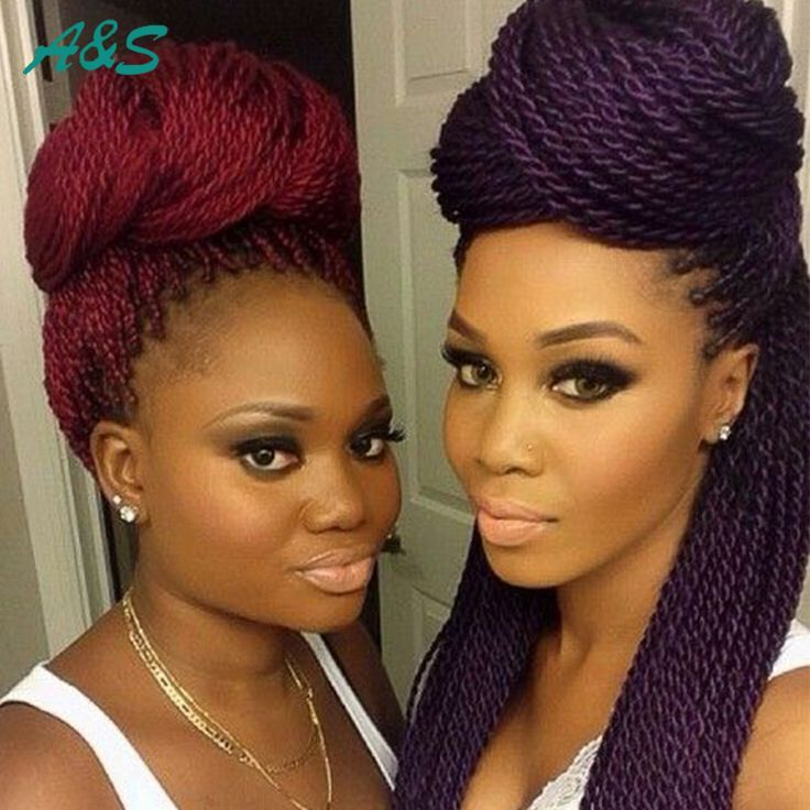 Best 25 crochet hair extensions ideas on pinterest natural cheap twist hair crochet buy quality extensions purple directly from china kinky twist hair suppliers pmusecretfo Image collections
