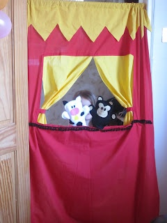 Doorway Puppet Theatre -Totally Toddlers