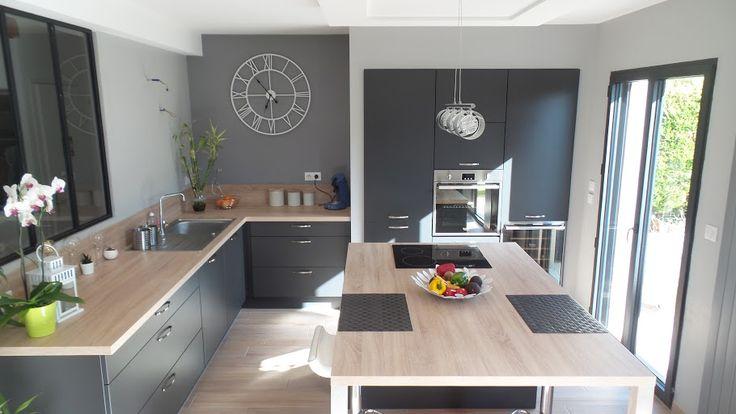 11 best images about nos cuisines chez vous on pinterest for Cuisinella light