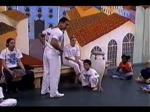 Documentary w/ Mestre Acordeon - Jogo De Capoeira (full version)