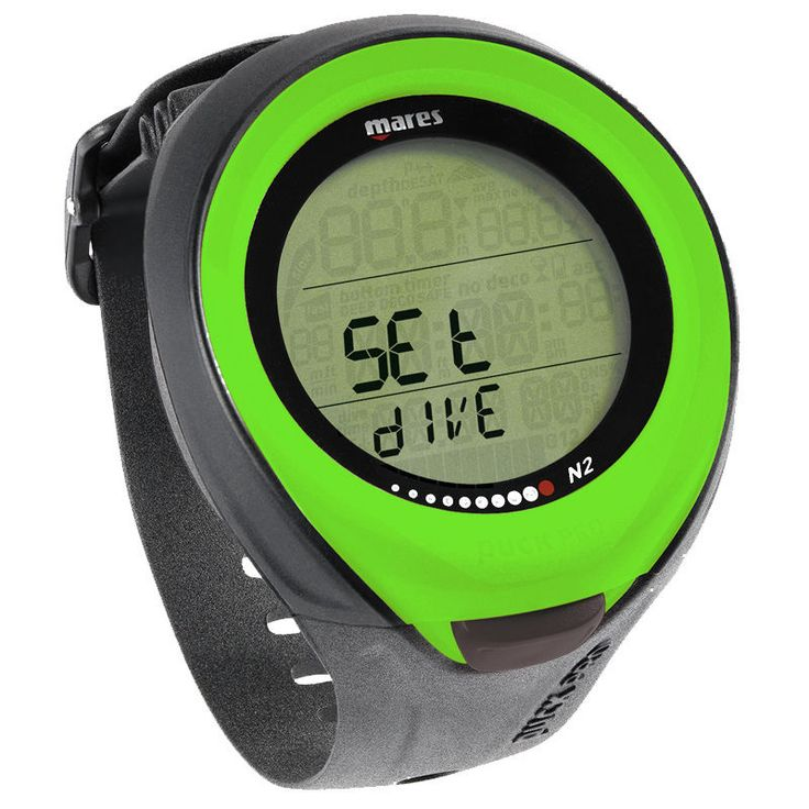 Mares puck pro #scuba #diving, dive wrist #computer - lime - uk main dealer,  View more on the LINK: http://www.zeppy.io/product/gb/2/172371412981/