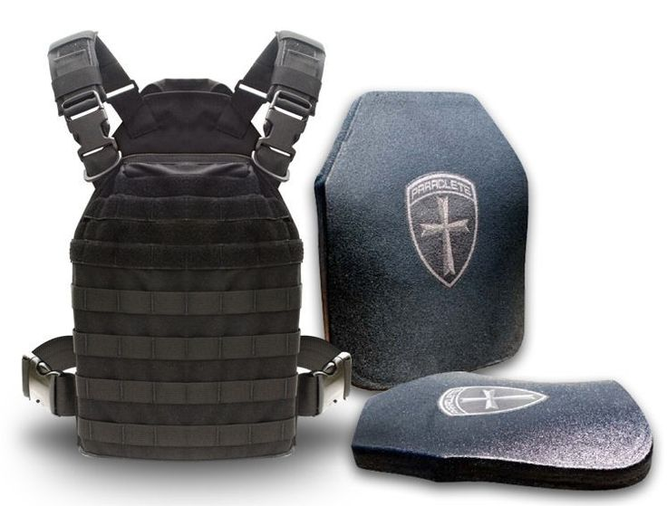 Point Blank Active Shooters Kit with Level IV Plates