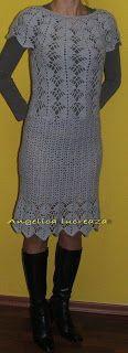 crochet dress from top down