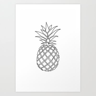 PINEAPPLE by Anna Lindner