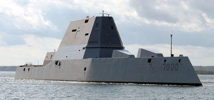 ddg-1000 uss zumwalt guided missile destroyer newport rhode island 2016
