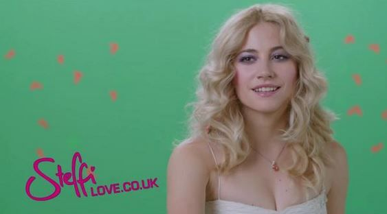 Pixie Lott is the new face of Steffi Love