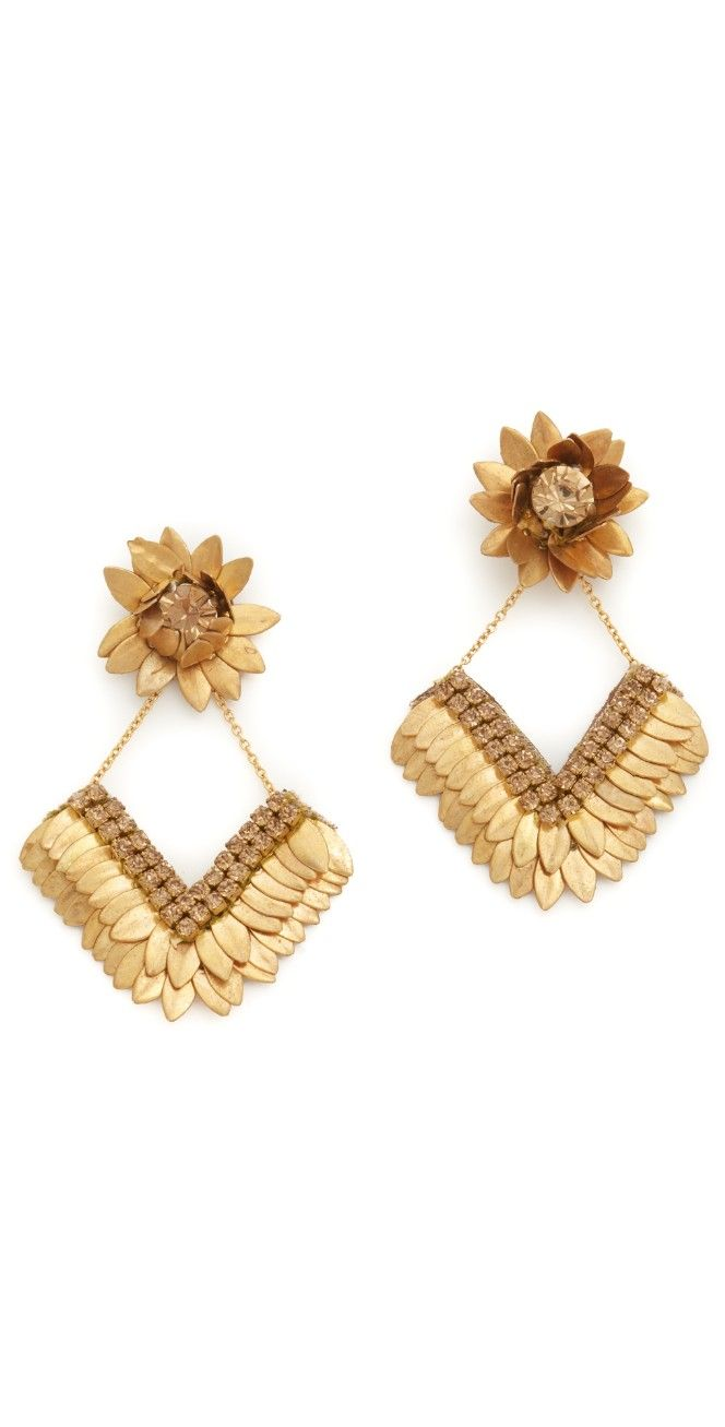 Deepa Gurnani Deepa By Deepa Gurnani Amanda Earrings | SHOPBOP