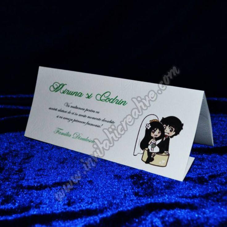 Plic de bani pentru nunta cu miri haiosi pentru nunta ta!