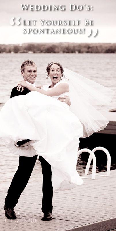 Wedding Day Tip
