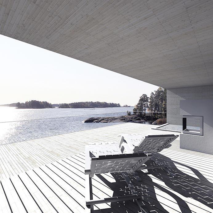 Sunhouse - A prefab house from lovely Finland