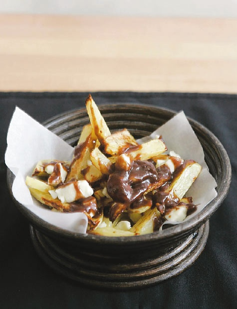 For my fellow Canadians - Poutine