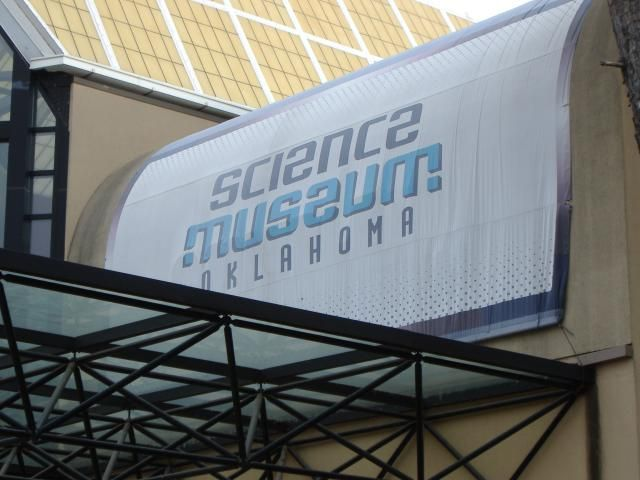Take Your Kids to These Places in the Oklahoma City Metro Area: Science Museum Oklahoma