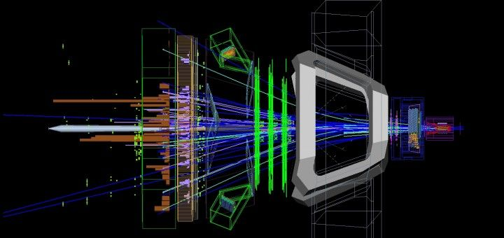 The CERN facility in Switzerland report the discovery of two new baryonic particles from their LHCb experiment. The new particles named Ξ_b' - (Xi_b' -) and Ξ_b* - (Xi_b* -) had already been predicted by Quantum Chromodynamics (QCD) although up until this stage had never been detected. 'Nature was kind and gave us two particles for the price of one,' said Matthew Charles of the CNRS's LPNHE laboratory (Paris IV University). Click through to read article.