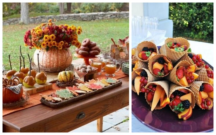 pinterest bridal shower ideas | Fall Bridal Shower Ideas and Inspiration — Trueblu