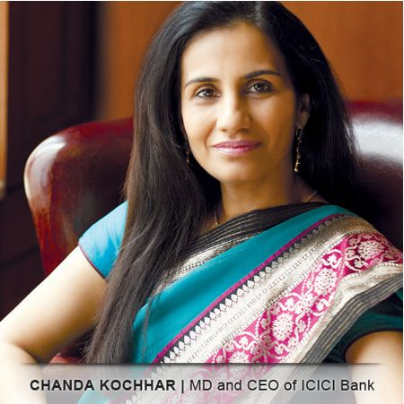 She put the largest private sector bank back on to the path of growth in 2010 and lives a life between 16 hour flights to Mumbai and New York and continues to answer every single mail in her inbox, taking customer feedback very seriously. Meet Chanda Kochhar, MD and CEO of ICICI Bank - who had made all of this a reality and aspires for the sky.  #BNIIndia