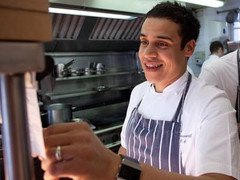Chef PAUL AINSWORTH took sole occupancy of Number 6 in Padstow in 2009, earning his first Michelin star for the restaurant in 2012
