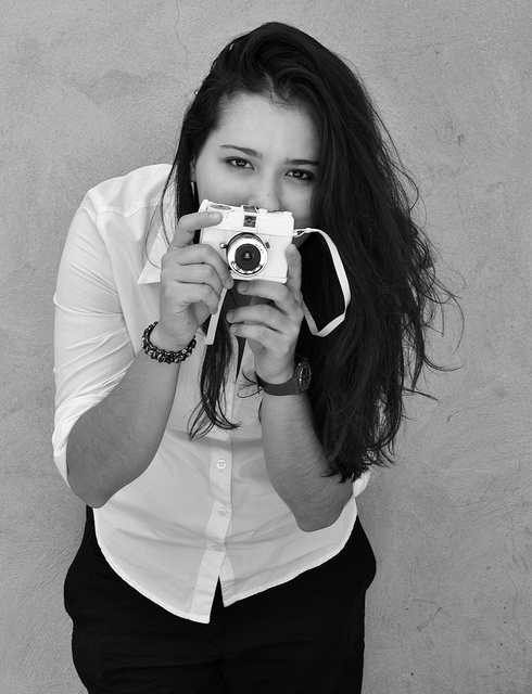 Women can... be photographers