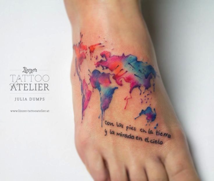 15 best gallery wall images on pinterest watercolour paintings water colour map world globe tattooswatercolor gumiabroncs Images