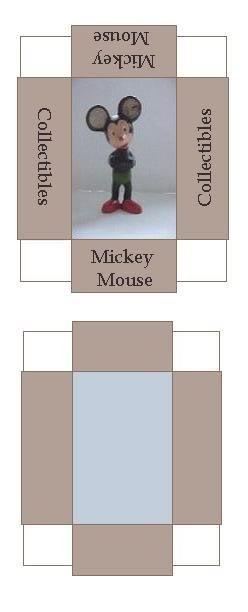 micky mouse box