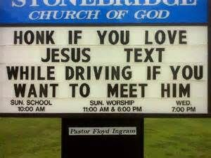 Funny quote but also so true. never text and drive! it's not worth it. but if you would like to meet him then go and text on...