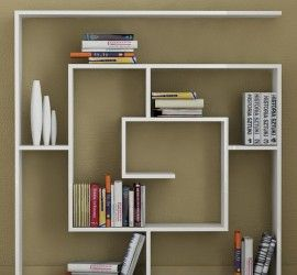 For Wall Mounted Bookshelf