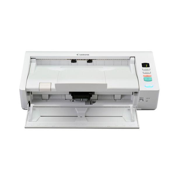 Canon imageFORMULA DR-M140 Office Scanner adalah Scanner Warna A4 dengan kecepatan hingga 40 halaman per menit dilengkapi dengan ADF & Duplex.
