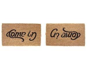 :) brilliant!!: Decor,  Welcome Mats, Ideas, Uncommon Good, 38 00, Funny Doormats, Hilarious Doormats, Doors Mats, Bipolar Doormats