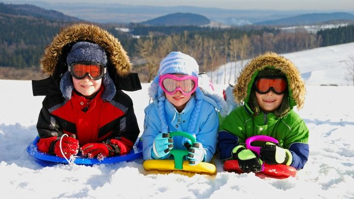 ellaslist shares the best places near Sydney for a family ski trip