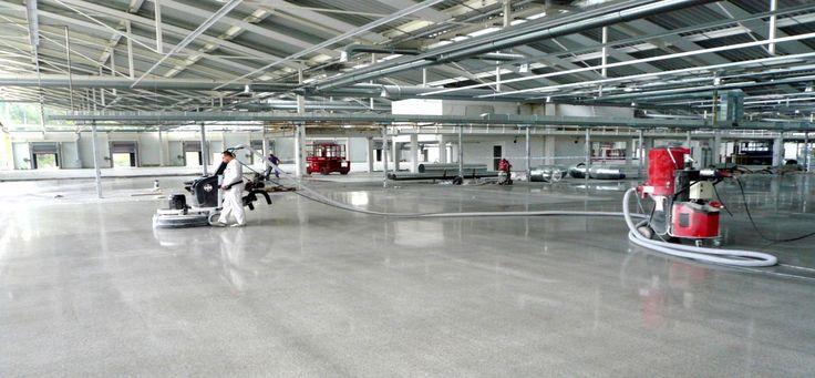 Polished Concrete Archives - Concrete Grinder Sales