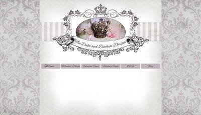 ***Valentine Design....Custom Blog Design