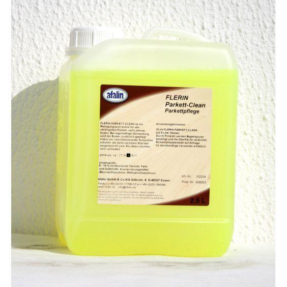Afalin Flerin Parkett Clean Parkettreiniger Holzreiniger Laminatreiniger 2,5 Liter