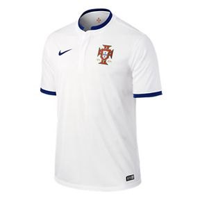 Nike Portugal World Cup 2014 Soccer Jersey (Away)