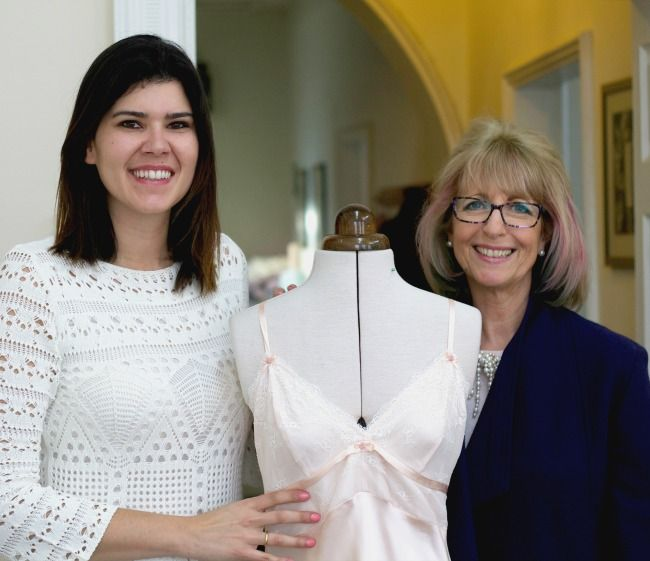 Sewing Lingerie with Alison Smith