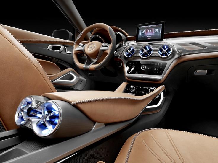 Mercedes benz gla interior 2015 gla class pinterest for Mercedes benz gla class interior