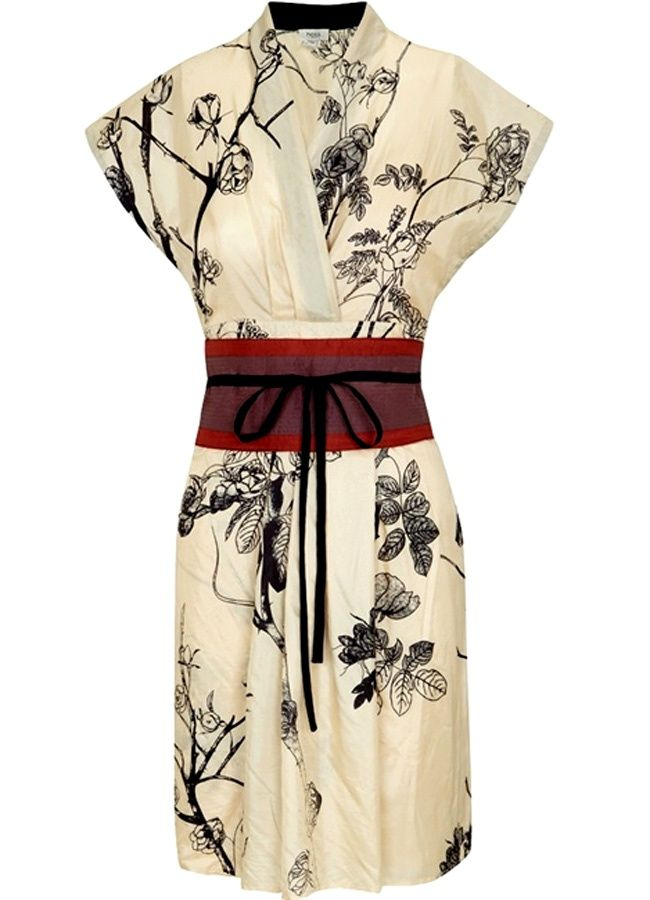Abito Kimono Hoss Intropia En 2019 Kimono Japon 233 S