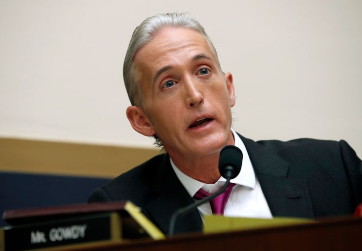 Gowdy, Benghazi panel settled wrongful firing suit with $150,000 in public funds